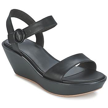 鞋子 女士 凉鞋 Camper 看步 DAMAS 黑色