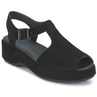 鞋子 女士 凉鞋 Camper 看步 DESSA 黑色