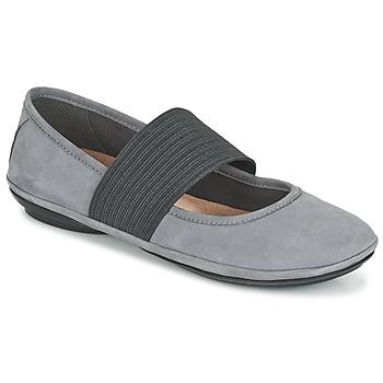 鞋子 女士 平底鞋 Camper 看步 RIGHT NINA 灰色