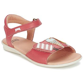 鞋子 女孩 凉鞋 Camper 看步 TWS 玫瑰色