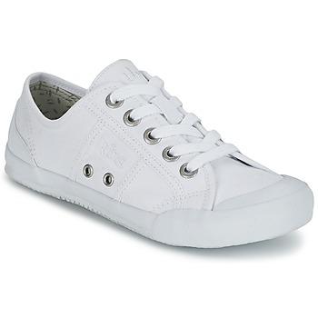 鞋子 女士 球鞋基本款 TBS OPIACE 白色