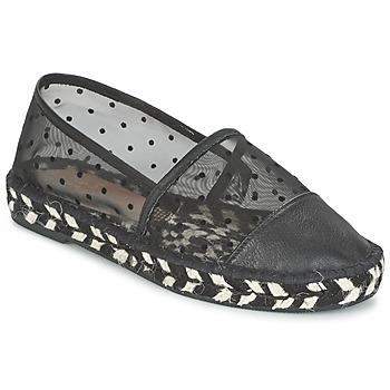 鞋子 女士 帆布便鞋 Paul & Joe Sister GAIA 黑色