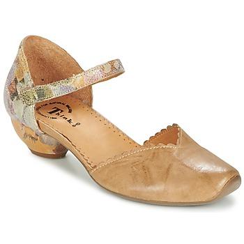 鞋子 女士 凉鞋 Think AIDA 驼色