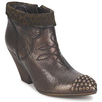 鞋子 女士 短靴 Strategia AILLA 卡其色 / 铝色