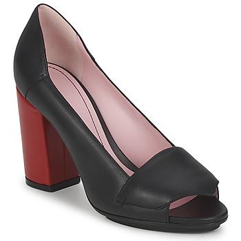 鞋子 女士 高跟鞋 Sonia Rykiel 索尼亚·里基尔 657940 黑色 / 红色