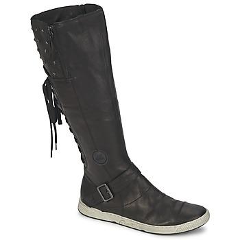 鞋子 女士 都市靴 Pataugas JOSS 黑色