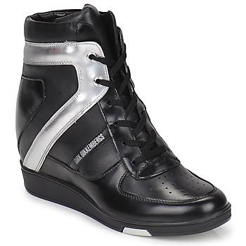 鞋子 女士 高帮鞋 Bikkembergs JODIE 2 黑色