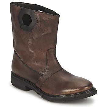鞋子 女士 短筒靴 Bikkembergs TEXANINO 12 Tdm