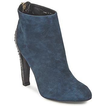 鞋子 女士 短靴 Bikkembergs HEDY 808 蓝色 / 黑色