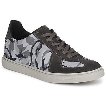 鞋子 男士 球鞋基本款 Ylati NETTUNO 灰色