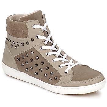 鞋子 女士 高帮鞋 Yurban ALTOUVE 灰褐色