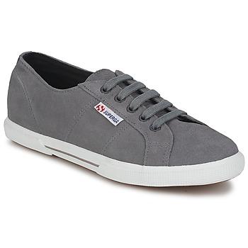 鞋子 球鞋基本款 Superga 2950 灰色