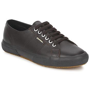 鞋子 球鞋基本款 Superga 2750 巧克力色