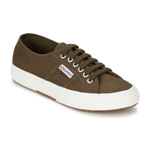 鞋子 球鞋基本款 Superga 2750 COTU CLASSIC Army