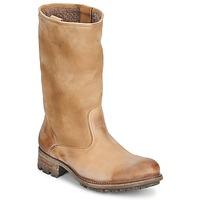 鞋子 女士 都市靴 n.d.c VALLEE BLANCHE KUDUWAXOIL/DFA 棕色