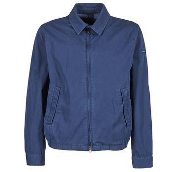 衣服 男士 夹克 Hackett CLASSIC BLOUSON 海蓝色