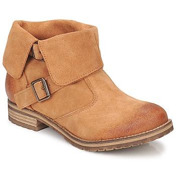 鞋子 女士 短筒靴 Casual Attitude ELDONE 棕色