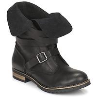 鞋子 女士 短筒靴 Casual Attitude GRAVINE 黑色