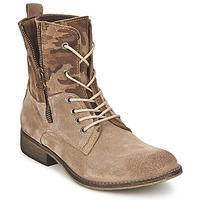 鞋子 女士 短筒靴 Casual Attitude GRIVO 灰褐色