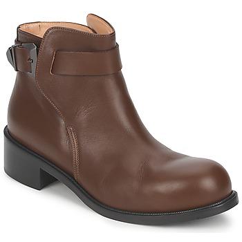 鞋子 女士 短筒靴 Kallisté 5723 棕色