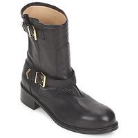 鞋子 女士 短筒靴 Kallisté 5609 黑色