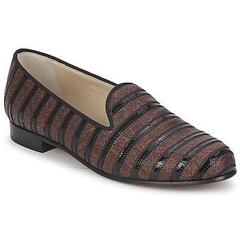 鞋子 女士 皮便鞋 Etro 艾特罗 FLORINDA 棕色 / 黑色