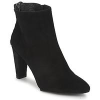 鞋子 女士 短靴 Stuart Weitzman 斯图尔特 韦茨曼 ZIPMEUP 黑色