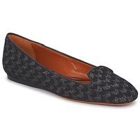 鞋子 女士 皮便鞋 Missoni WM069 黑色