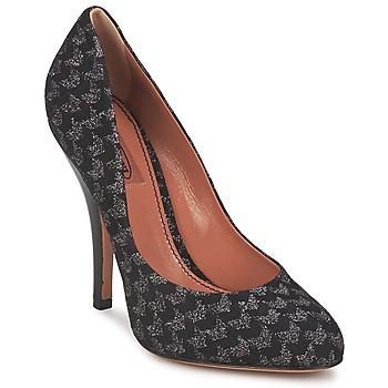 鞋子 女士 高跟鞋 Missoni WM072 黑色