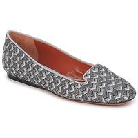 鞋子 女士 皮便鞋 Missoni WM079 灰色