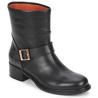 鞋子 女士 短筒靴 Missoni WM028 黑色
