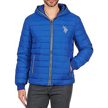衣服 男士 羽絨服 U.S Polo Assn. 美國馬球協會 USPA 1890 藍色