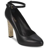 鞋子 女士 高跟鞋 Roberto Cavalli 罗伯特·卡沃利 WDS230 黑色
