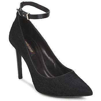 鞋子 女士 高跟鞋 Roberto Cavalli 罗伯特·卡沃利 WDS232 黑色