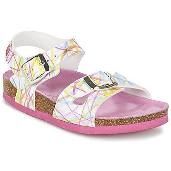 鞋子 女孩 凉鞋 Agatha Ruiz de la Prada 阿嘉莎·鲁兹·德 CHELINA 多彩