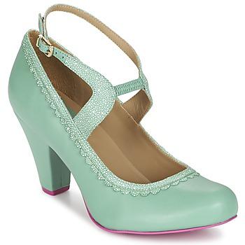 鞋子 女士 高跟鞋 Cristofoli MIDINI 绿色