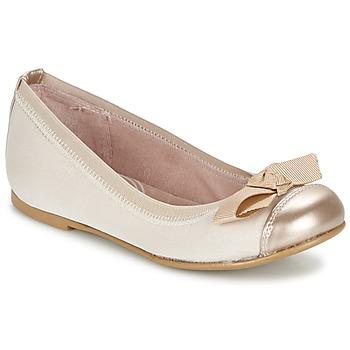 鞋子 女孩 平底鞋 Garvalin MAT 米色