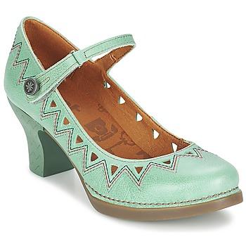 鞋子 女士 高跟鞋 Art HARLEM 943 松石绿