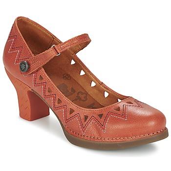 鞋子 女士 高跟鞋 Art HARLEM 943 珊瑚色