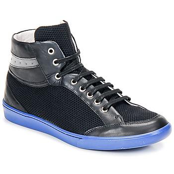 鞋子 男士 高帮鞋 Swear GENE 3 黑色 / 蓝色