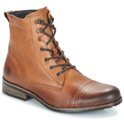 鞋子 男士 短筒靴 Casual Attitude RIBELLE 驼色