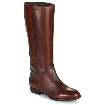 鞋子 女士 都市靴 Jonak CAVILA 棕色