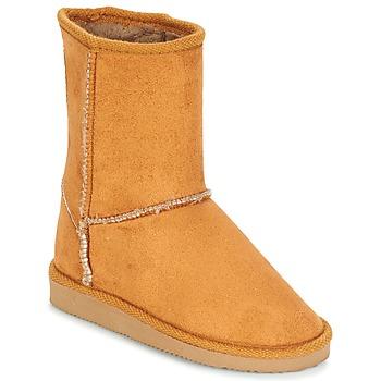 鞋子 儿童 都市靴 Citrouille et Compagnie ZOONO 米色