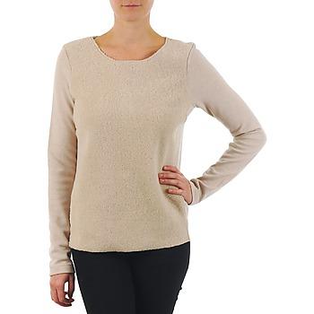 衣服 女士 羊毛衫 Majestic 240 米色