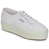 鞋子 女士 球鞋基本款 Superga 2790 LINEA UP AND 白色