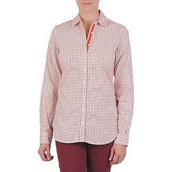 衣服 女士 衬衣/长袖衬衫 Tommy Hilfiger CARYN 橙色