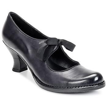鞋子 女士 高跟鞋 Neosens ROCOCO COLA 黑色