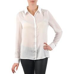 衣服 女士 衬衣/长袖衬衫 La city OCHEM 白色