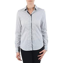 衣服 女士 衬衣/长袖衬衫 La city OCHEMBLEU 灰色