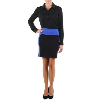 衣服 女士 半身裙 La city JMILBLEU 黑色 / 蓝色